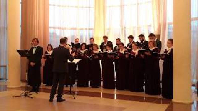 Беловежская пуща. Исполняет хор Свято-Троицкого собора г. Железногорска