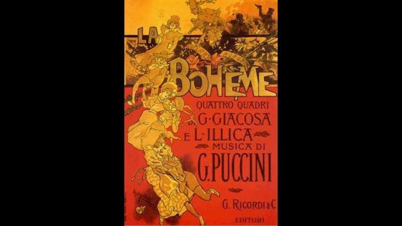 Опера Пуччини «La bohème». Анна Нетребко и Роландо Вильясон . /русские субтитры/ 2008 г.