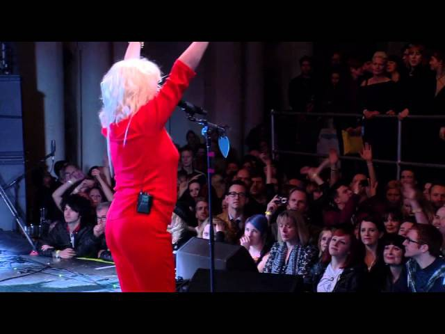 Blondie - Heart Of Glass At NME Awards 2014