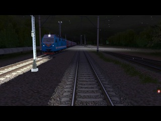 ЭП1М 392 [Trainz Simulator 2012]