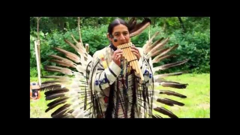 Индеец Руна Кай. Mistica Condor . Музыка индейцев. 808