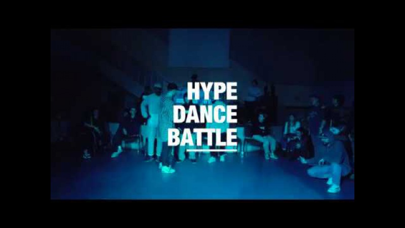 Zulu Judge Solo Hype Dance Battle 25.12.2017 | Danceproject.info