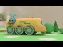 Малышарики - Новые серии - Паровозики Серия 103 Развивающие мультики для самых маленьких