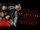 Star Wars The Last Jedi review analysis