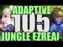 Siv HD - Best Moments 105 - ADAPTIVE JUNGLE EZREAL