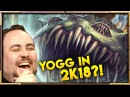 Best of Yogg in Kobolds and Catacombs! Hearthstone