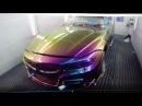 Autospruhfolie tutorial high gloss finish ZTX by DipMyRide no plastidip