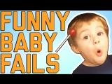 Funny Babies Fails: Its Not Their Fault || FailArmy