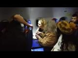 «Жена депутата» устроила дебош на рейсе «Аэрофлота».