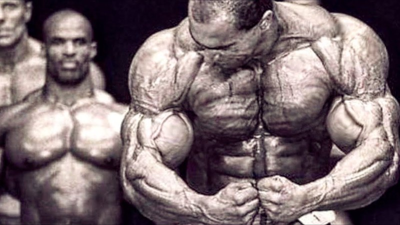 Nasser El Sonbaty - THE REAL UNCROWNED MR OLYMPIA - Bodybuilding Motivation