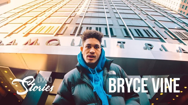 Bryce Vine on the inspiration behind Drew Barrymore