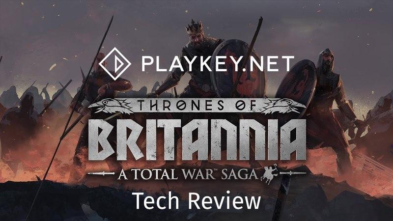 Геймплей Total War Saga: Thrones of Britannia на - викинги уже в Британии! » Freewka.com - Смотреть онлайн в хорощем качестве