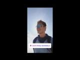 Алексей Воробьев: #ЭлвисМэлвис Скоро мы будем там где холодно и хорошо. Поснимал видео на дрон. Лос Анджелес 03.12.2017
