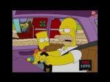 Симпсоны - лучшие моменты - самые смешные моменты из симпсонов гомер мардж лиса барт мэги