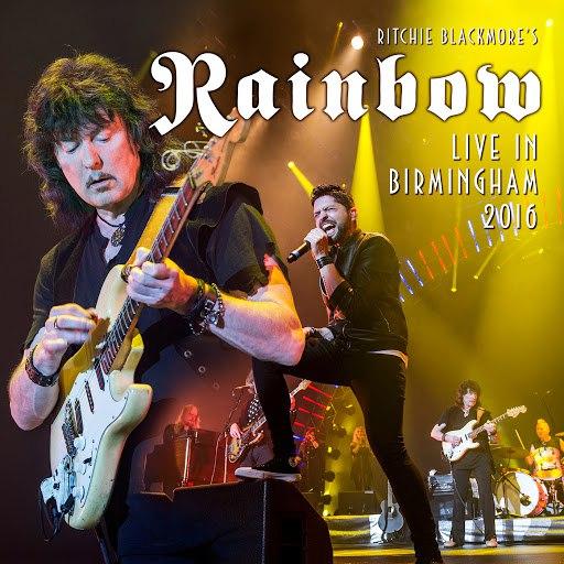 Rainbow альбом Live In Birmingham 2016