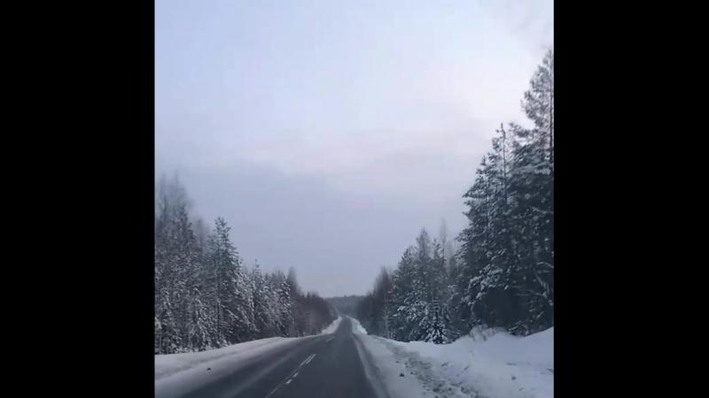 дорога в Н.Новгород