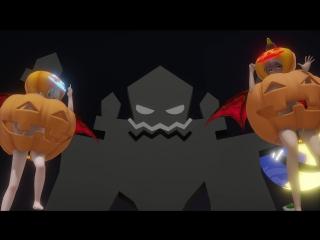 [Remilia × Sakuya] [ハロウィン遅刻] ~カリスマ溢れる主と完全で瀟洒な従者