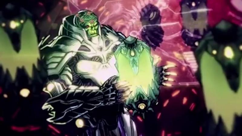 Топ 5 самых сильных супер злодеев DC Comics.