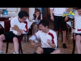 180413 LuHan @ Keep Running Season 2 Episode 1