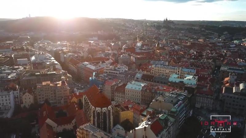 Prague in 4K iDrone Aerials