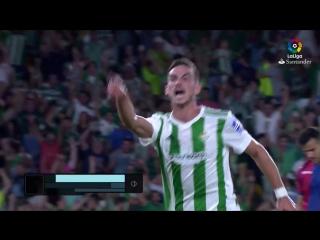 Испания ЛаЛига Бетис - Леванте 4:0 обзор  HD