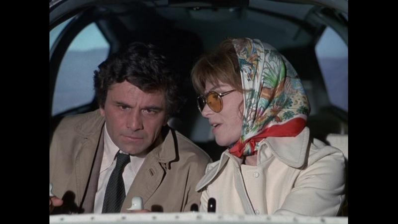 Коломбо 1 сезон 2 серия -Развод по-американски 1971 (Ransom For A Dead Man)