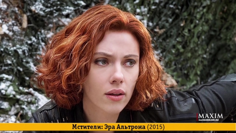 Скарлетт Йоханссон - Scarlett Johansson — 21 год за полторы минуты