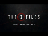 THE X-FILES Season 11 Parallel Universe Promo HD David Duchovny, Gillian Ander