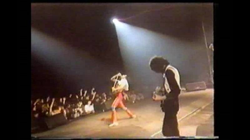 Queen Live Crazy Concert For The People Of Kampuchea