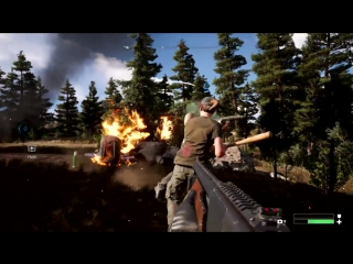 Far Cry 5_ Vicious Wildlife, A Crazy Cast of Characters, and Co-Op Hijinks _ Ubi