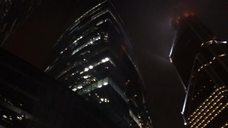 Москва Сити. Офис LIKE Центра. 46 этаж