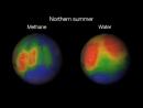 В атмосфере Марса обнаружен метан и водяной пар