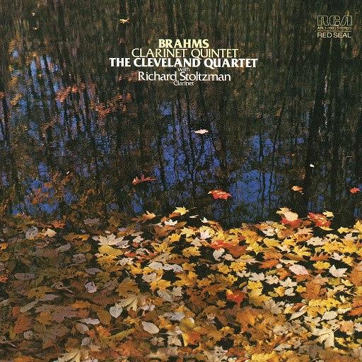 Richard Stoltzman альбом Brahms: Quintet in B Minor for Clarinet and Strings, Op. 115
