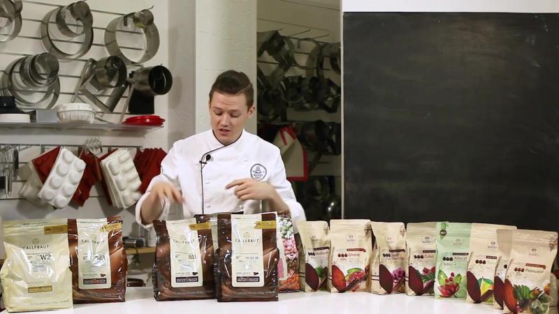 Обзор бельгийского шоколада Barry Callebaut от Владимира Дараган