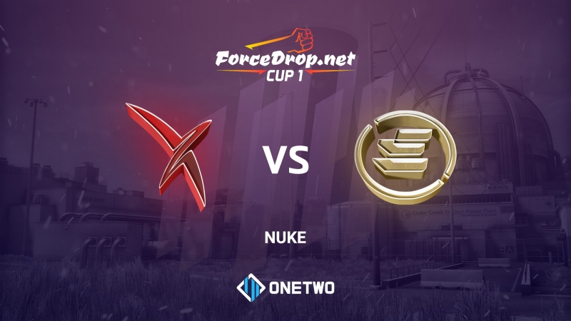Vexed vs EPG (de_nuke) | ForceDrop.net Cup 1