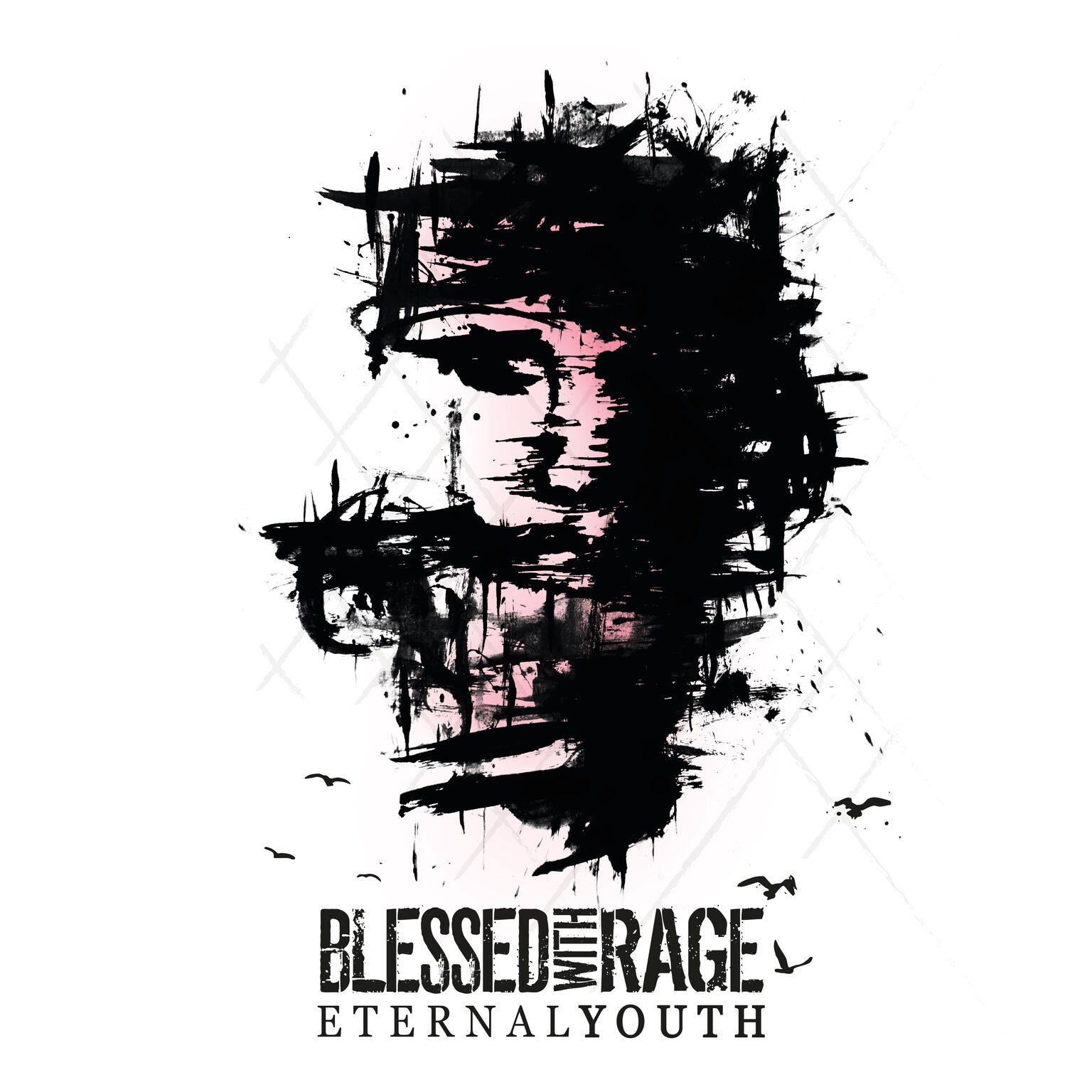 Blessed With Rage - Dark Passion Play [single] (2017)