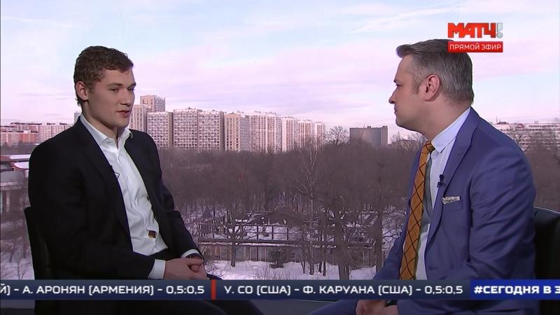 Андрей Миронов на МАТЧ ТВ Часть 3