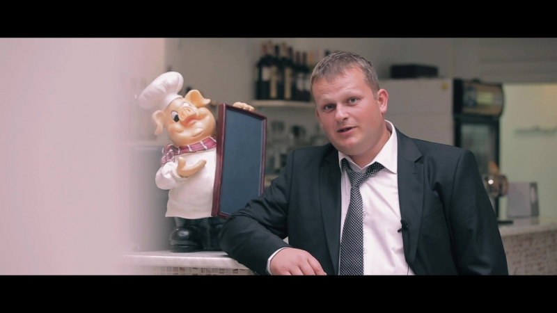 Відеоінтерв'ю на весіллі Володимира та Анастасії 09.09.17