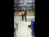Сергей Калантаевский - Зеленый мой любимы цвет и Мое море (cover Noze MC)