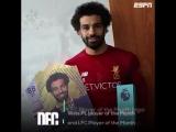 The season of Salah 🙌