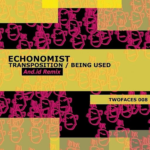 Echonomist альбом Transposition / Being Used