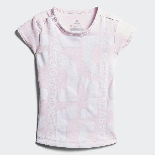 Комплект: футболка и шорты Mini Me ID