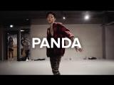 1Million dance studio Panda - Desiigner / Bongyoung Park Choreography