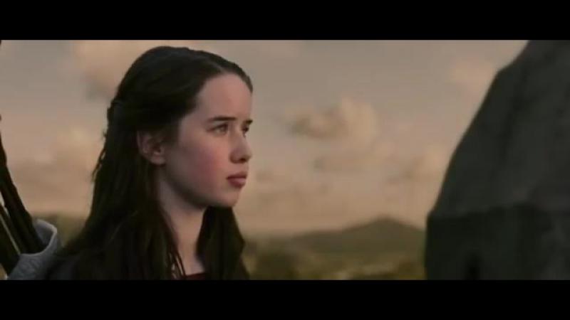 Хроники Нарнии Лев колдунья и волшебный шкаф 2005 Воскрешение Аслана 11 13 movie moment