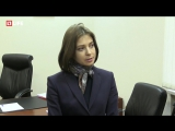 Наталья Поклонская о приёме граждан в Видном