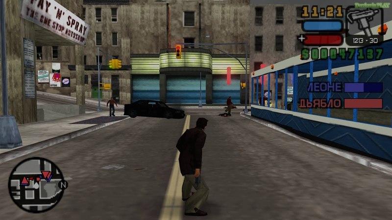 Прохождение GTA Liberty City Stories на 100% Миссия 31 Саботаж Синдакко Sindacco Sabotage