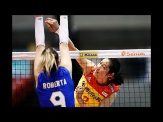 Volleyball single block