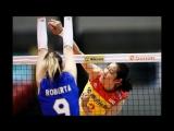 Top 10 Best SINGLE Volleyball Blocks!