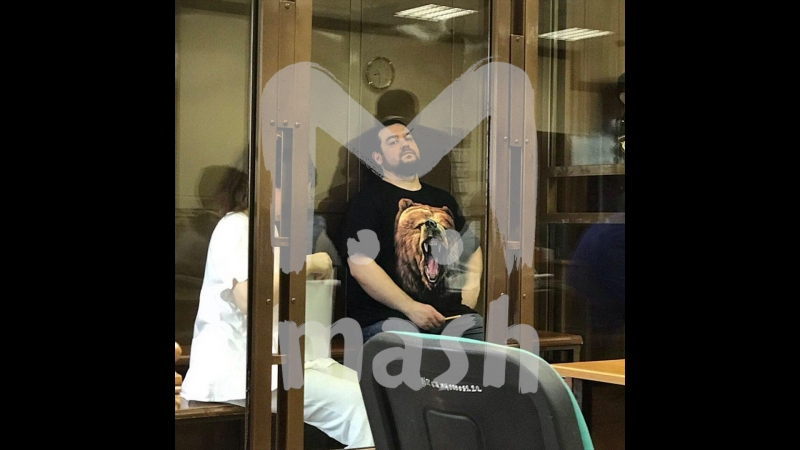 Эрик Давидович похудел в СИЗО на 40 кг