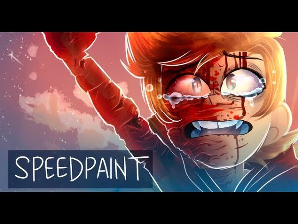 GORE WARNING! ●'The End' REVAMPED●【Eddsworld Speedpaint Redraw】